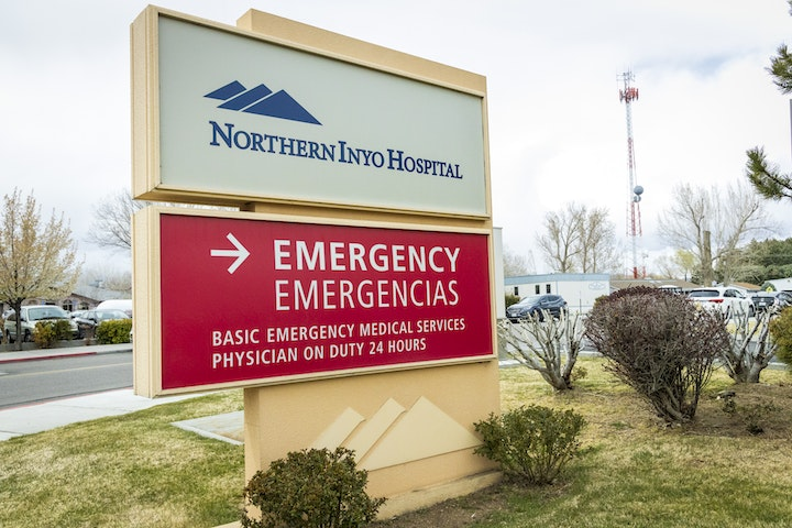 Photo of NIHD Emergency Entrance