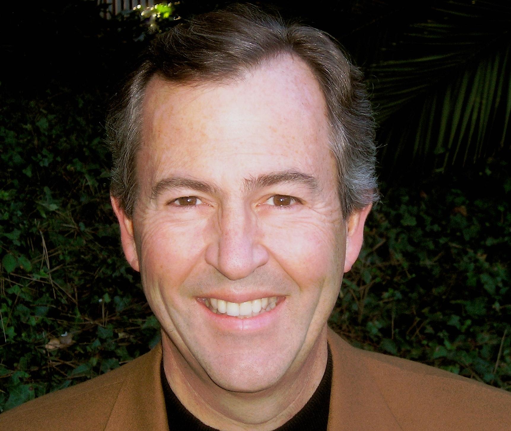Photo of Board President Rick Lanman