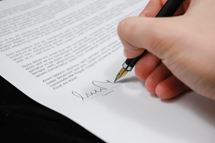 May contain: text, person, human, and handwriting