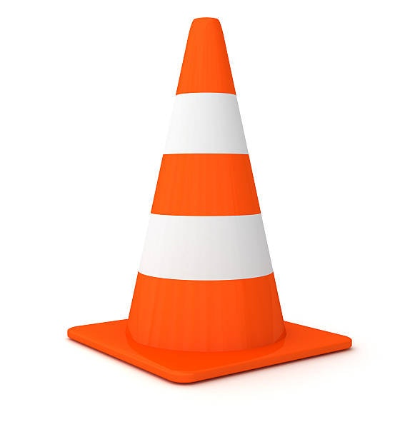 May contain: cone