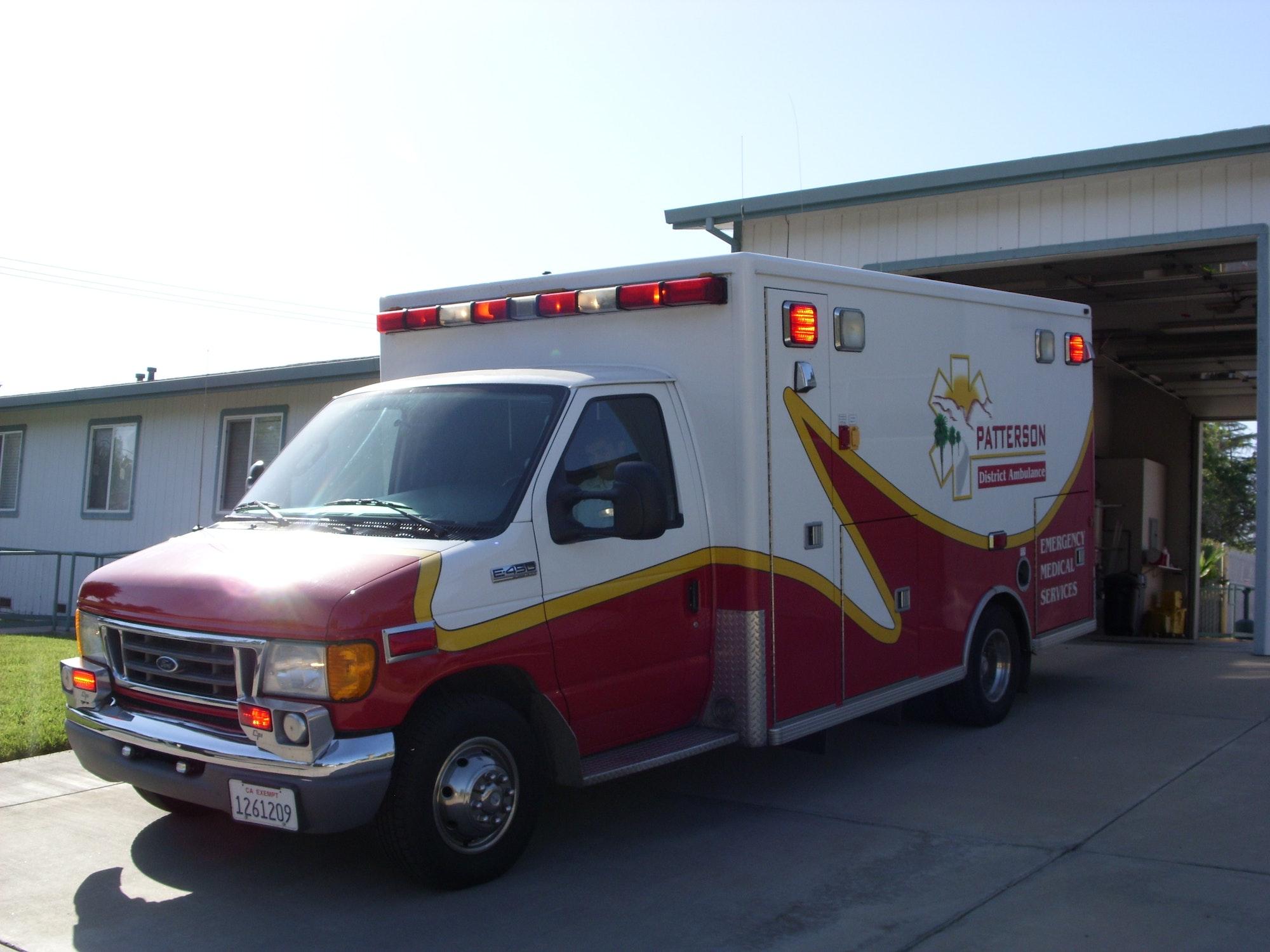 Patterson District Ambulance