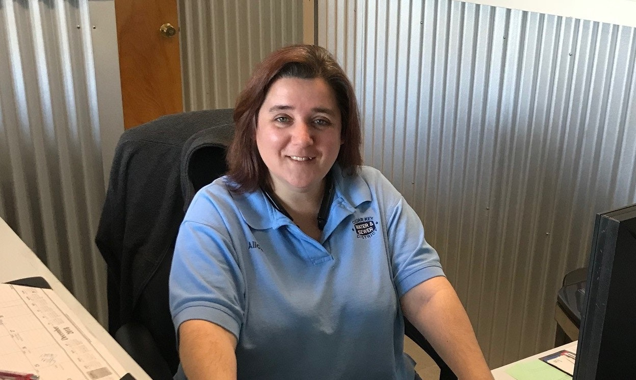 Photo of Alicia Johns, Billing Clerk