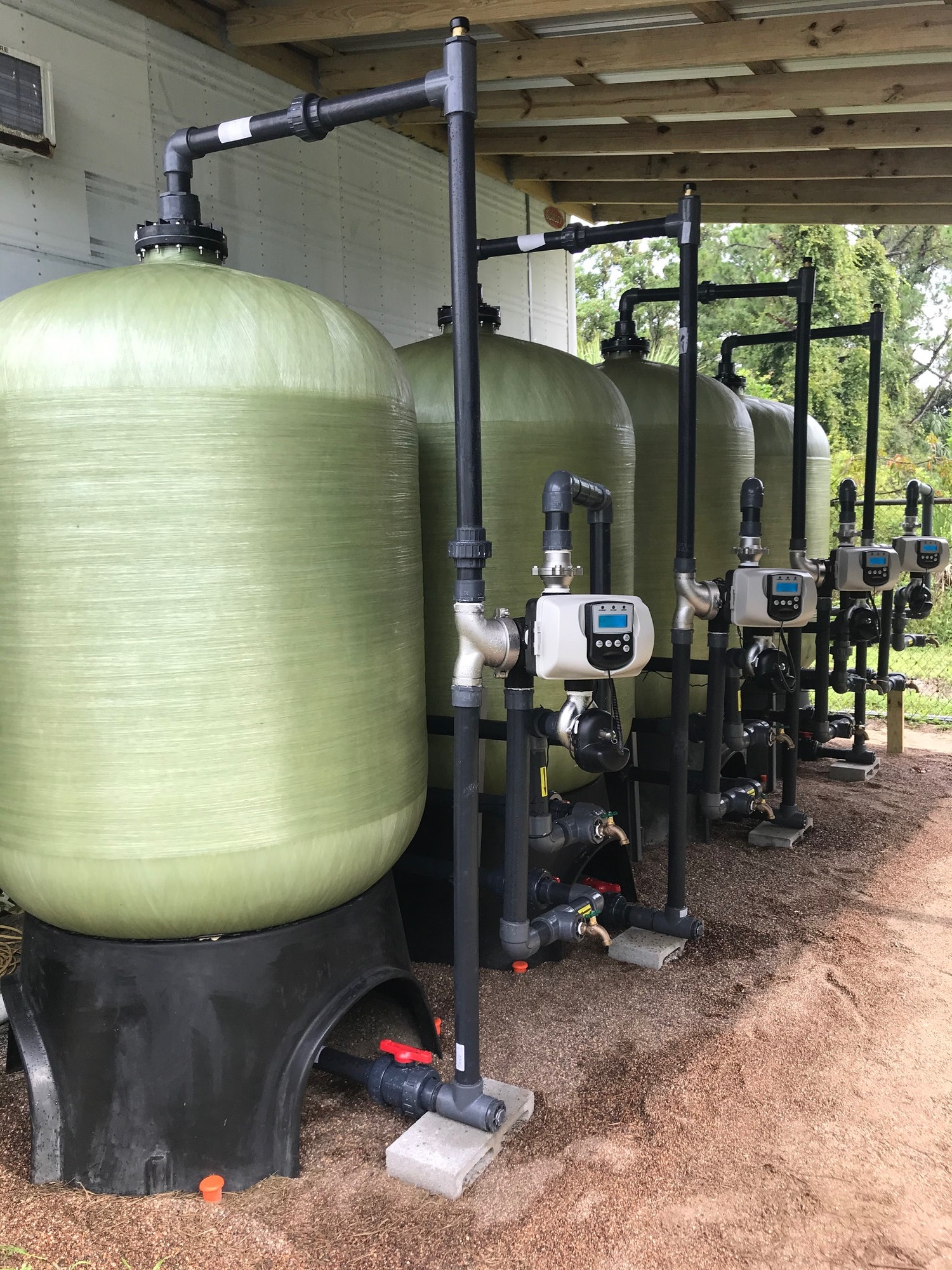 GAC Filtration Equipment