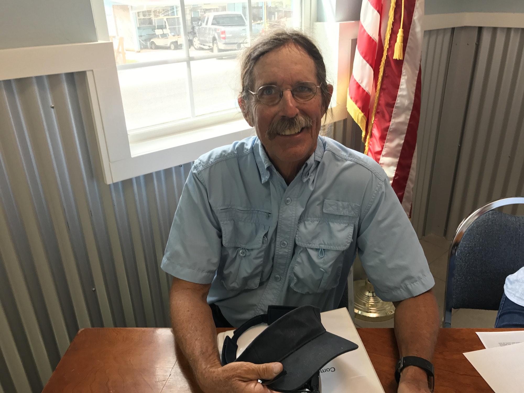 Photo of Joe Hand, Board Member