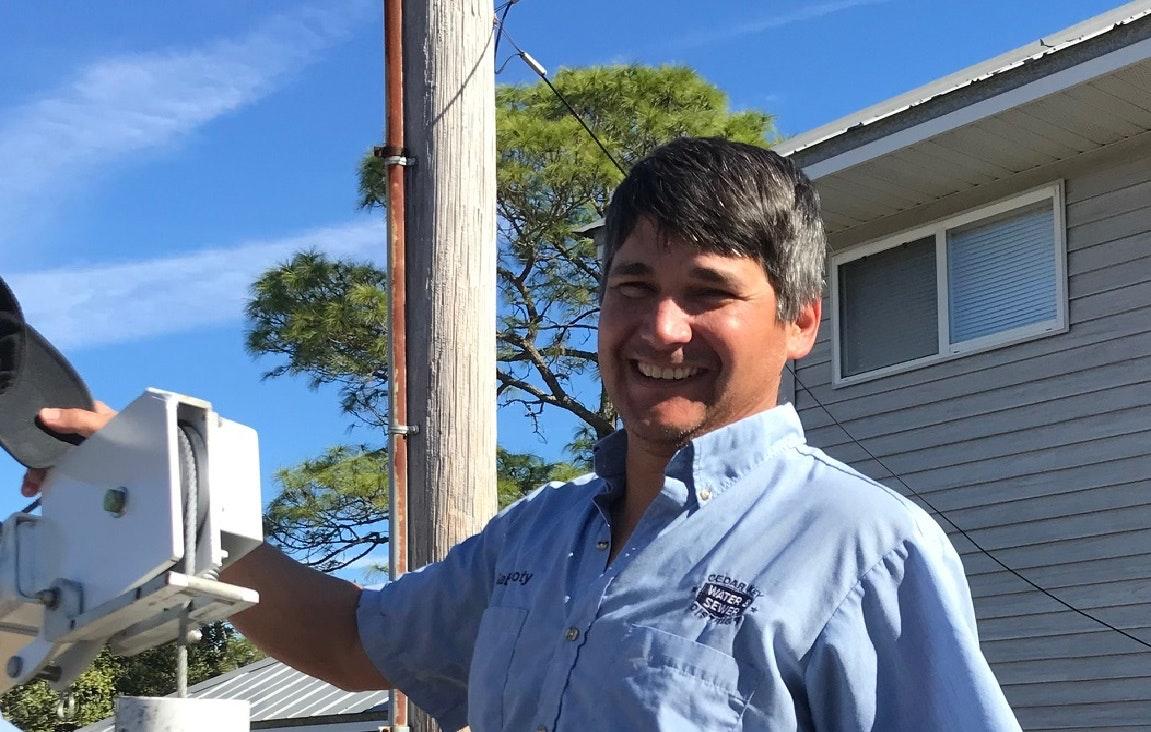 Photo of Gabe Doty, Technician