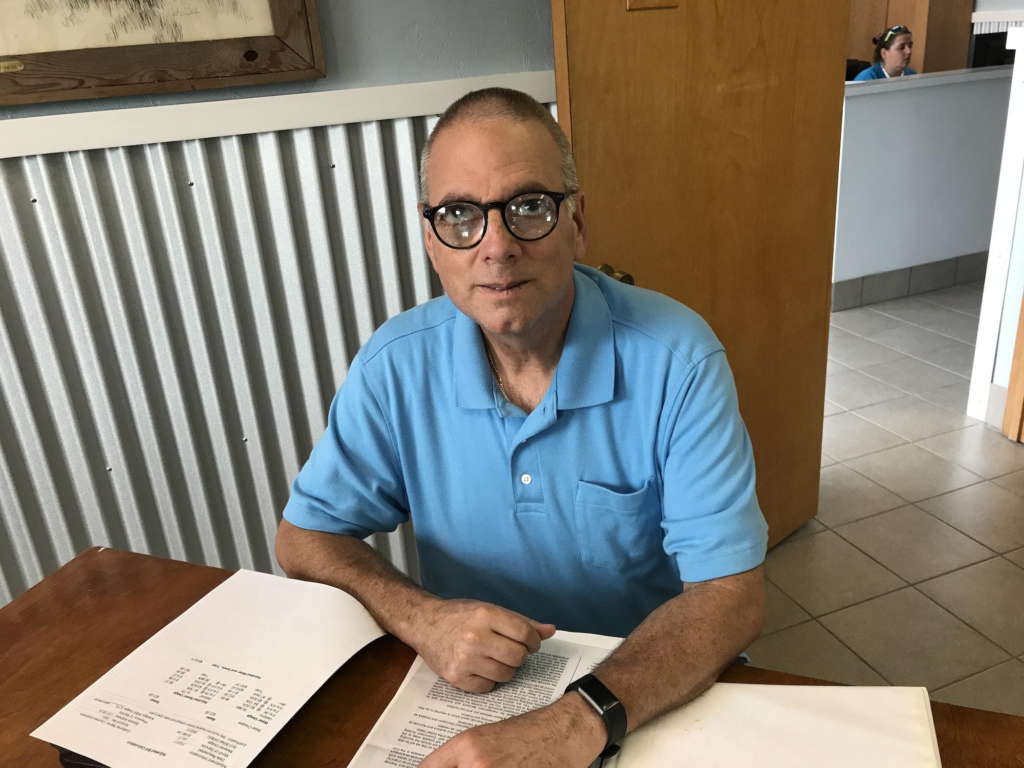 Photo of Stephen Rosenthal, Board Member