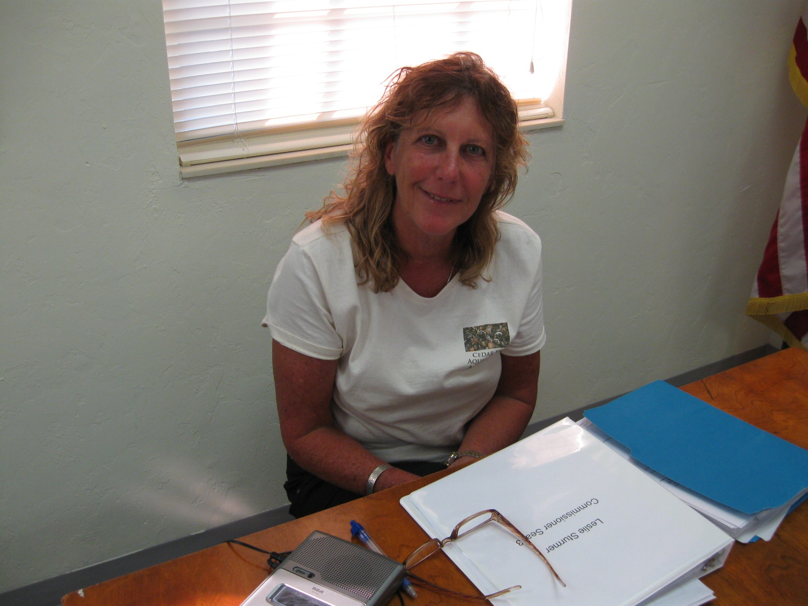Photo of Leslie Sturmer, Board Member