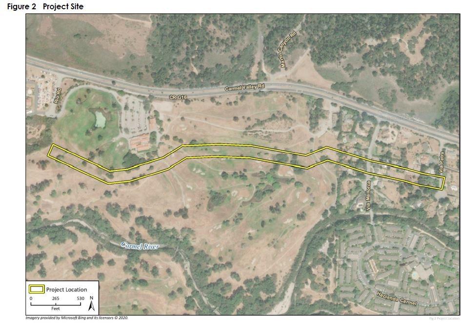 Upper Rancho Pipeline Image