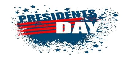 President's Day-Office Closed