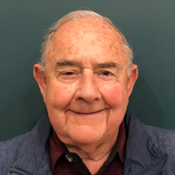 Picture of Board President Ken White