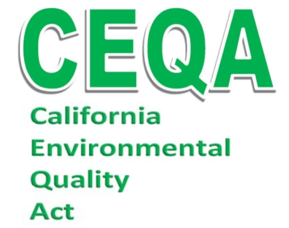 May contain: CEQA text