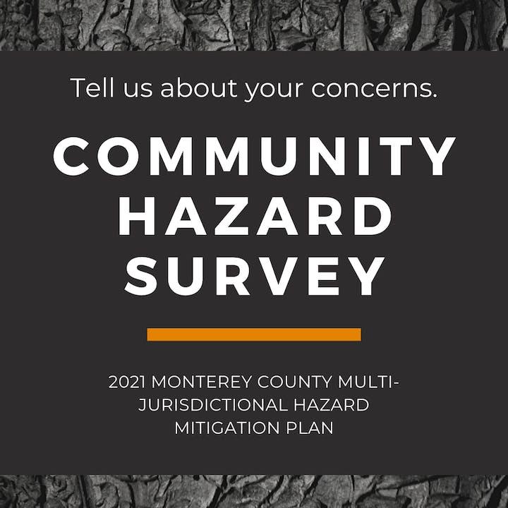 2021 Monterey County Multi-Jurisdictional Hazard Mitigation Plan