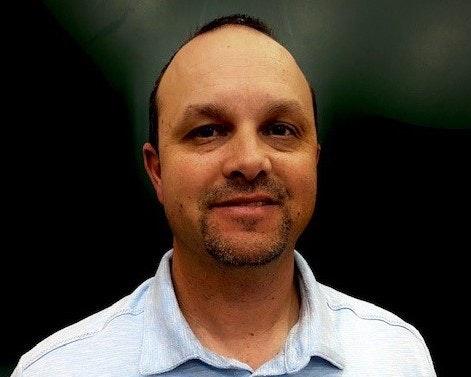 Photo of Maintenance Superintendent, Chris Foley