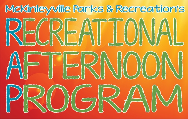 Recreational Afternoon Program Logo