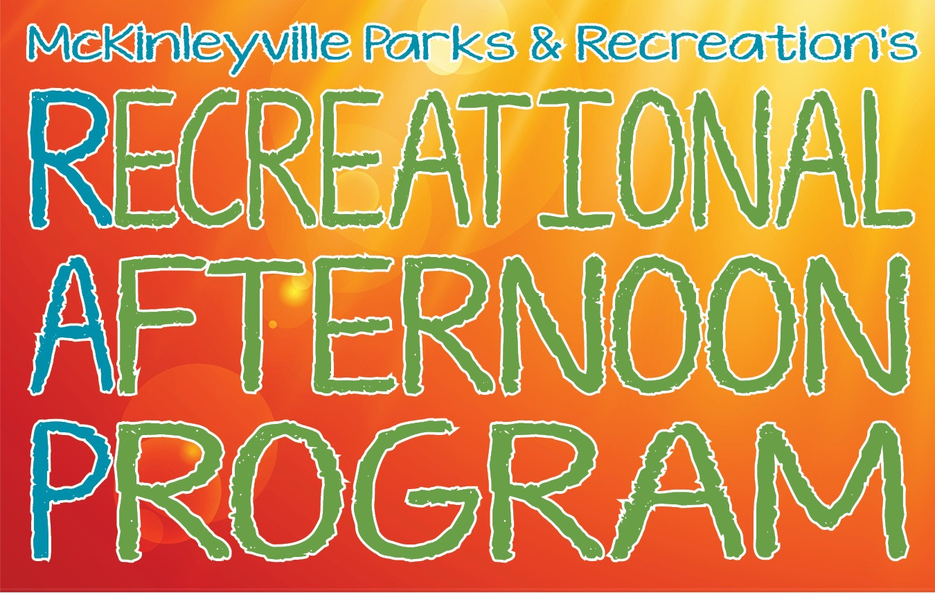 Recreational Afternoon Program Logo