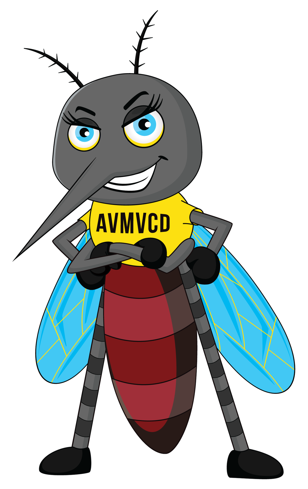 District Mascot