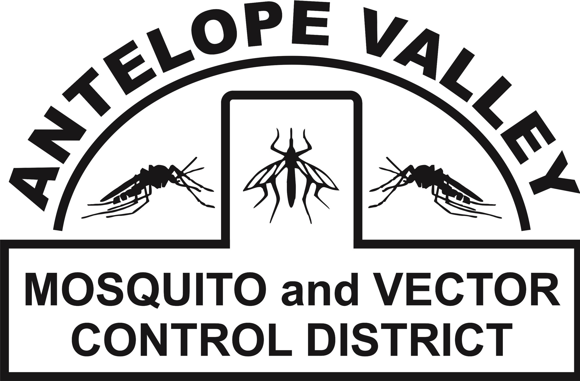 Antelope Valley Mosquito Control District Logo