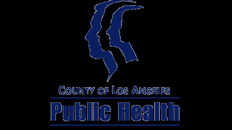LA County Public Health Logo