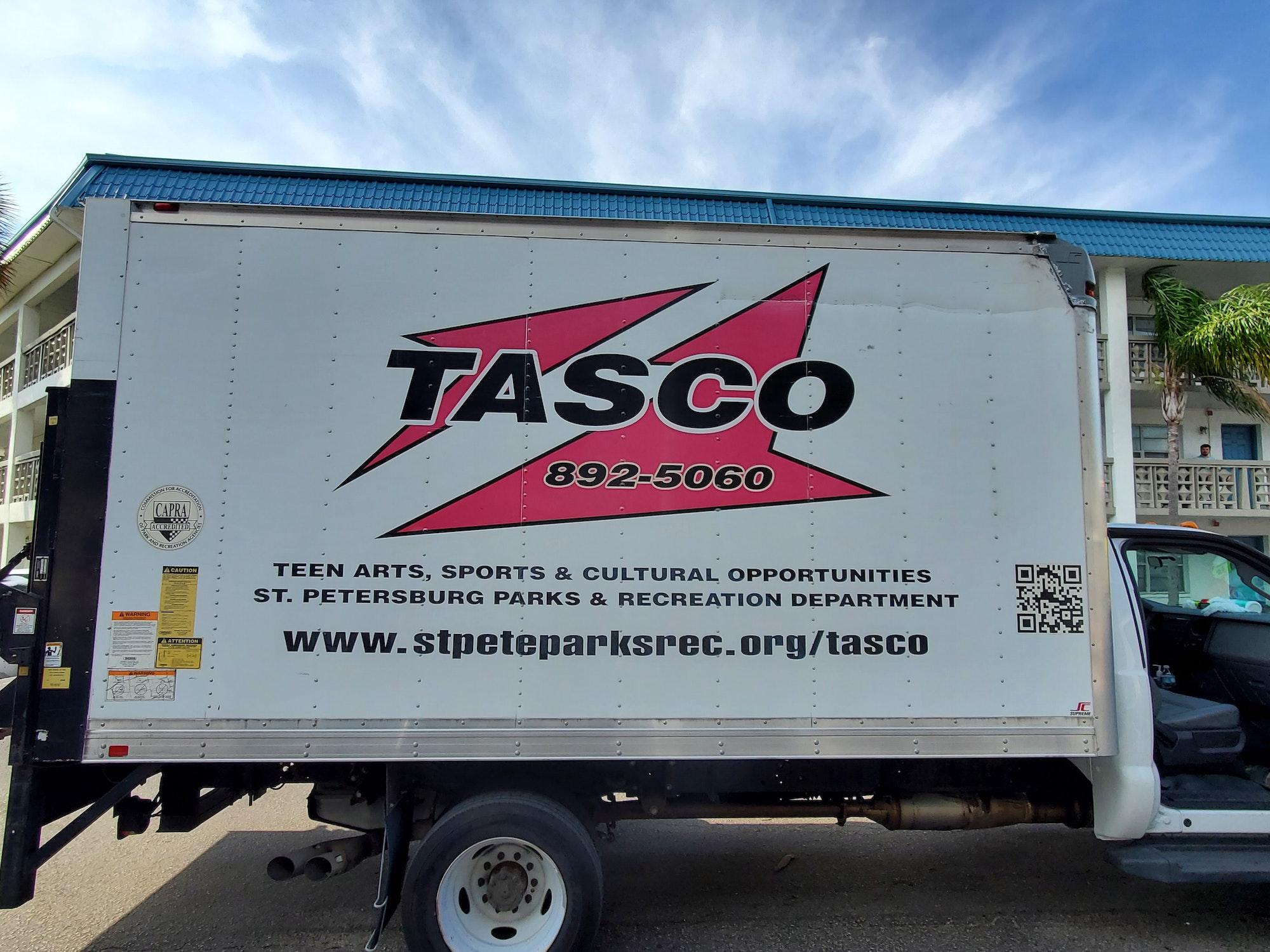 TASCO Truck