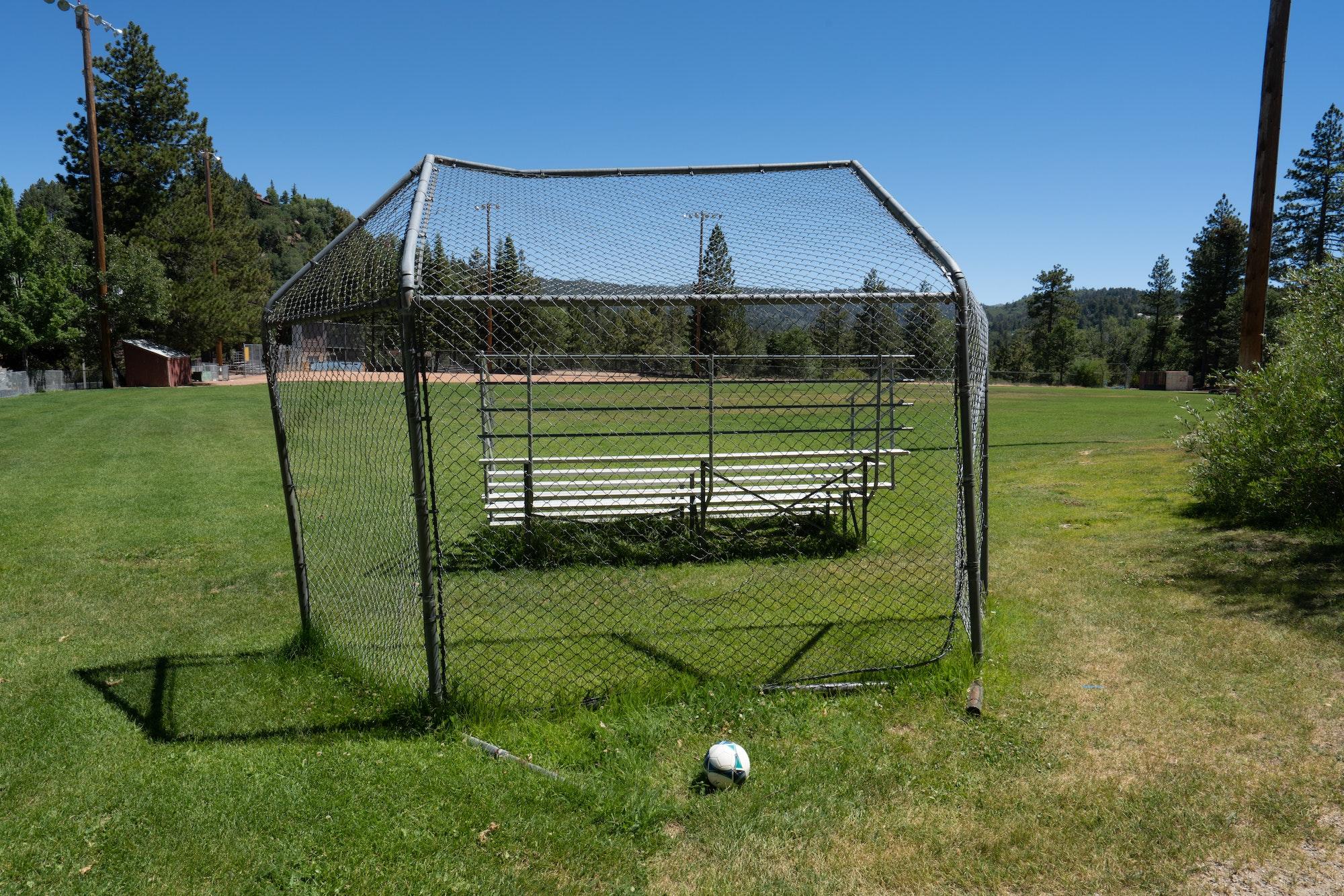Running Springs Ball Field and Caplinger Soccer Field