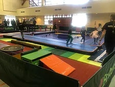 LGECC Gym Set Up