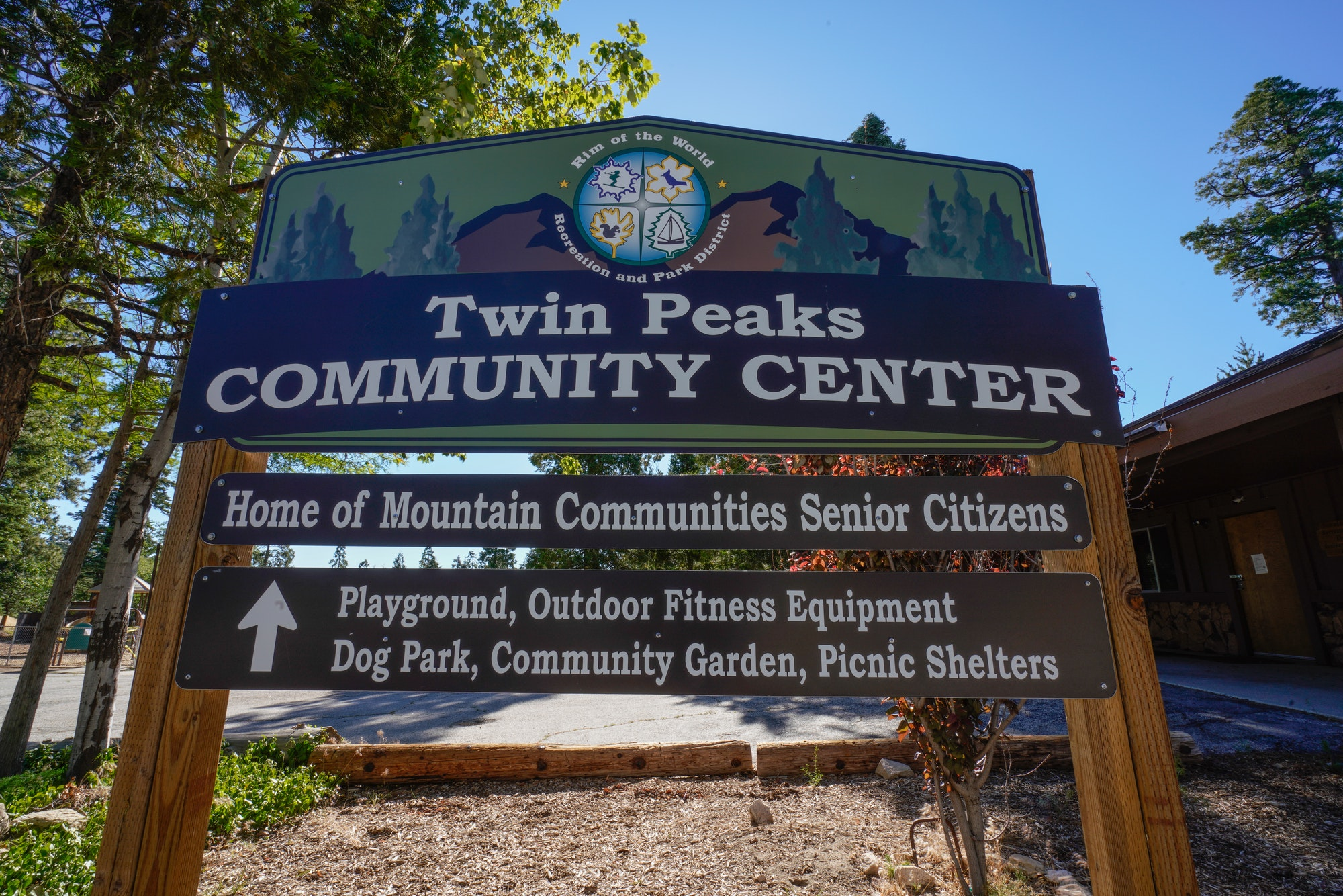 Twin Peaks Community Park