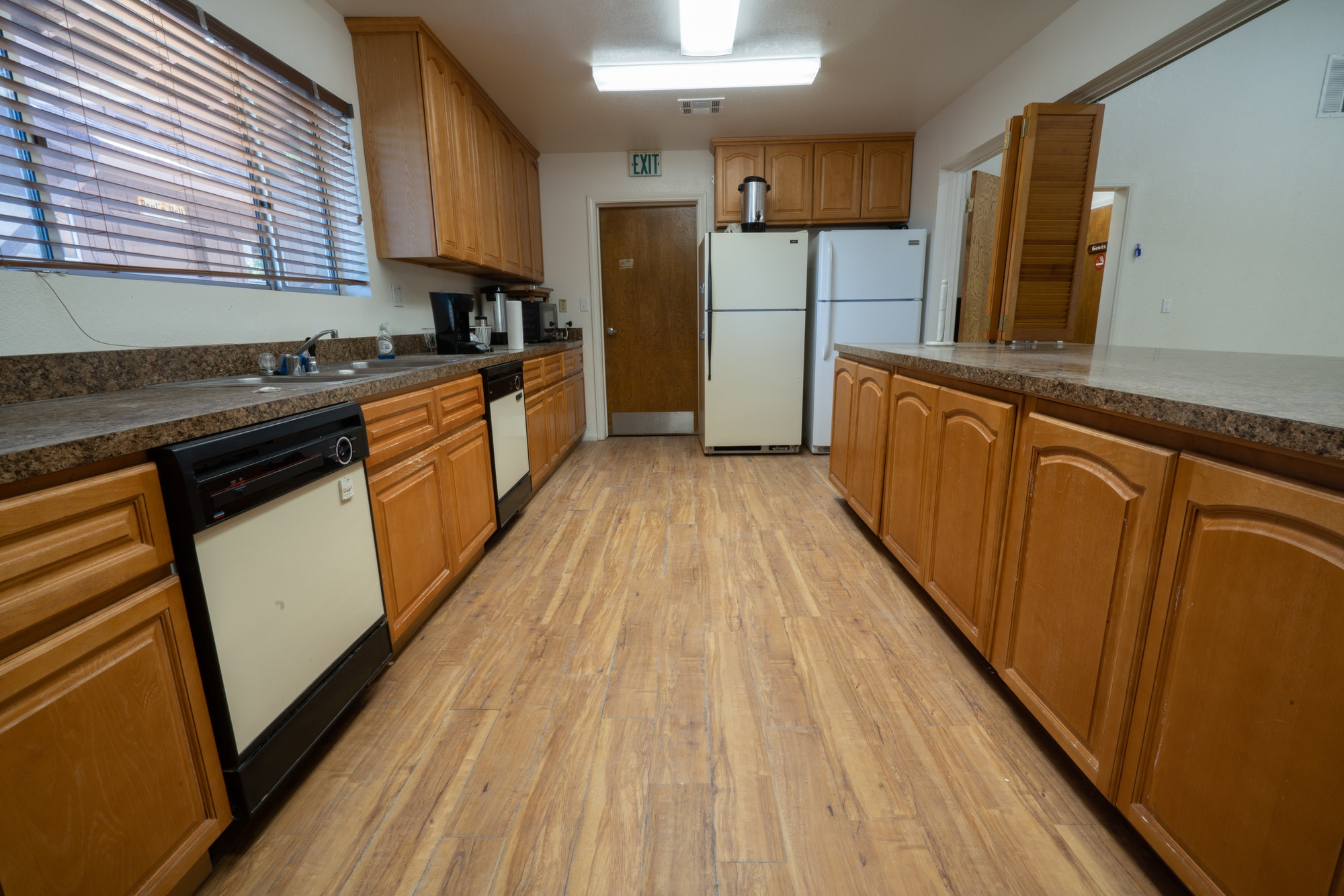 May contain: flooring, floor, wood, interior design, indoors, and hardwood