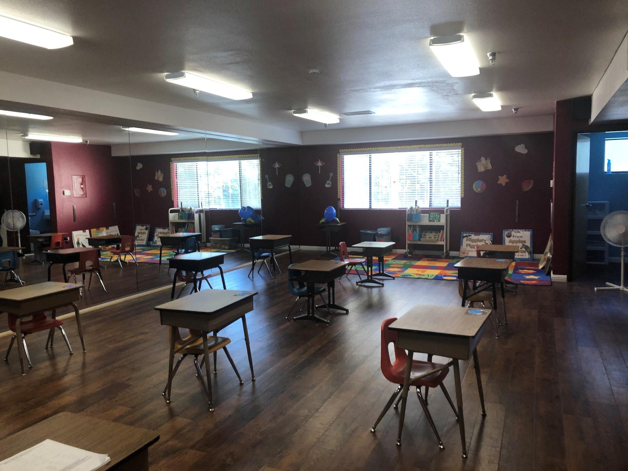 Kinder Enrichment Center in Dance & Fitness Studio, Rimforest, CA