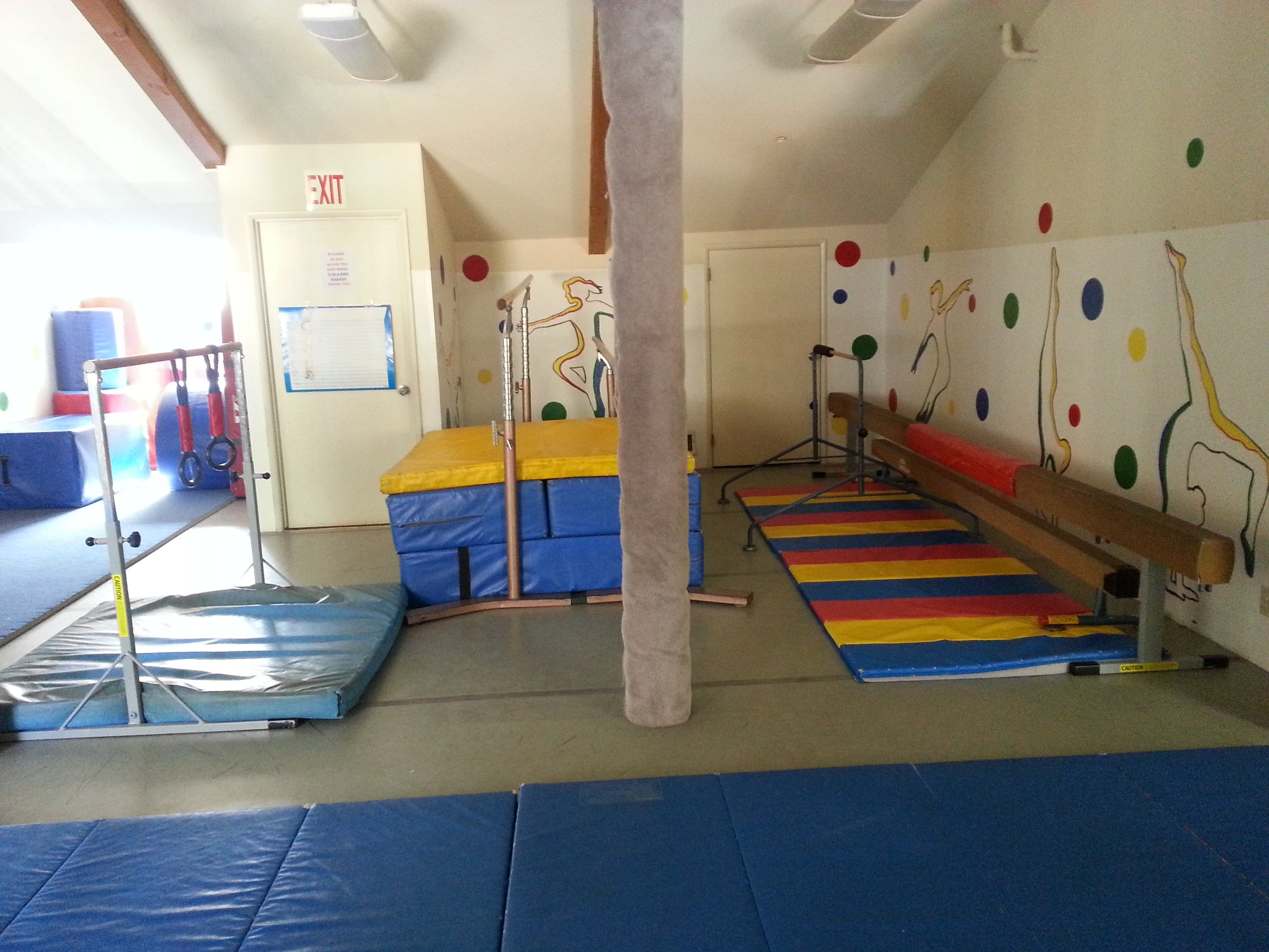 Activity Room/Gym