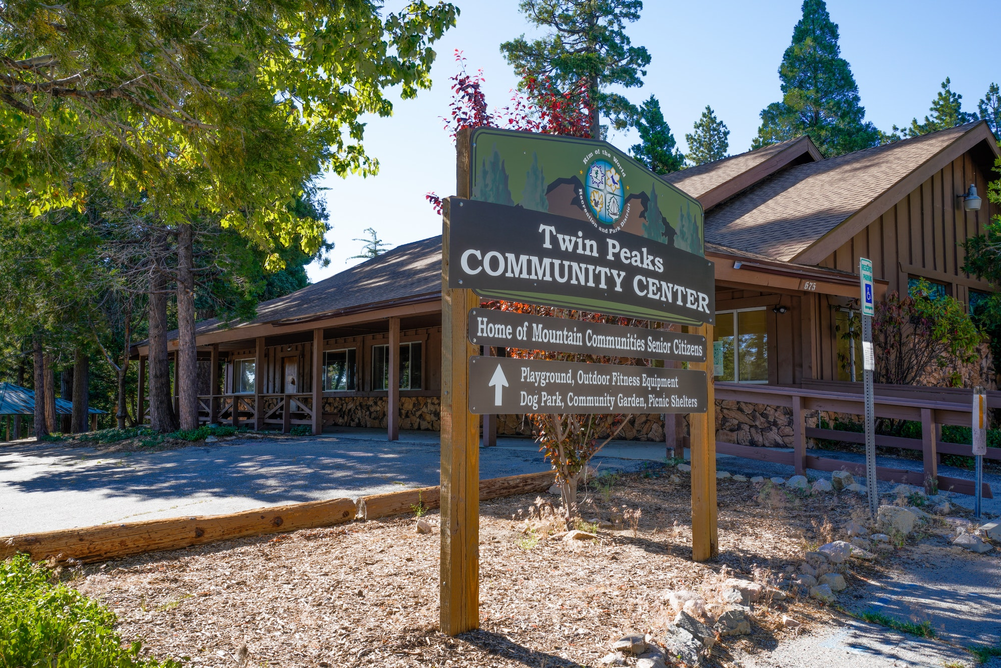 Twin Peaks Park & Community Center
