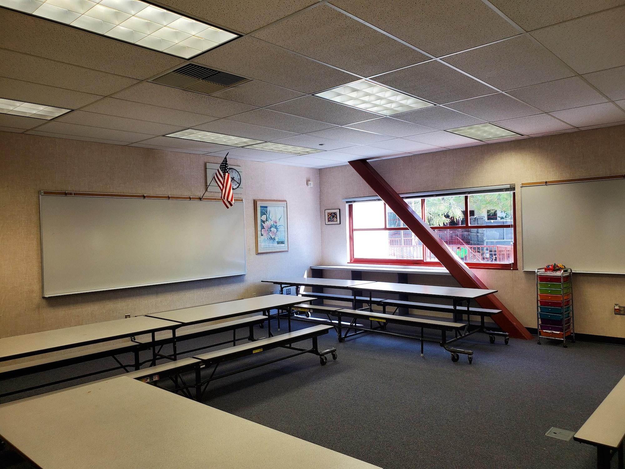 Enrichment Center Commons at LGECC