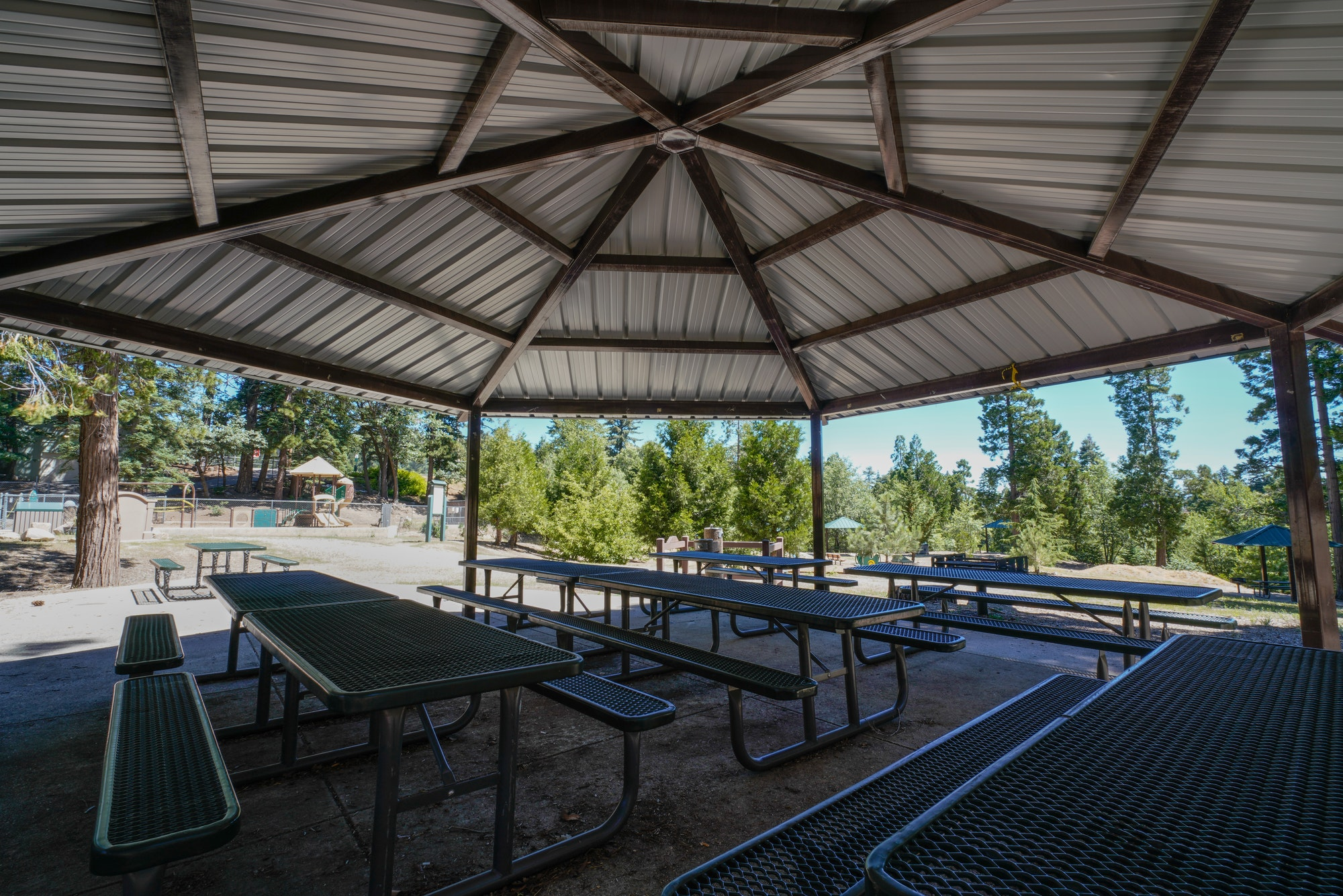 Large Picnic Shelter at Twin Peaks