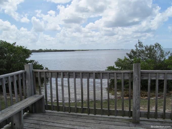 May contain: railing, banister, handrail, building, boardwalk, and bridge