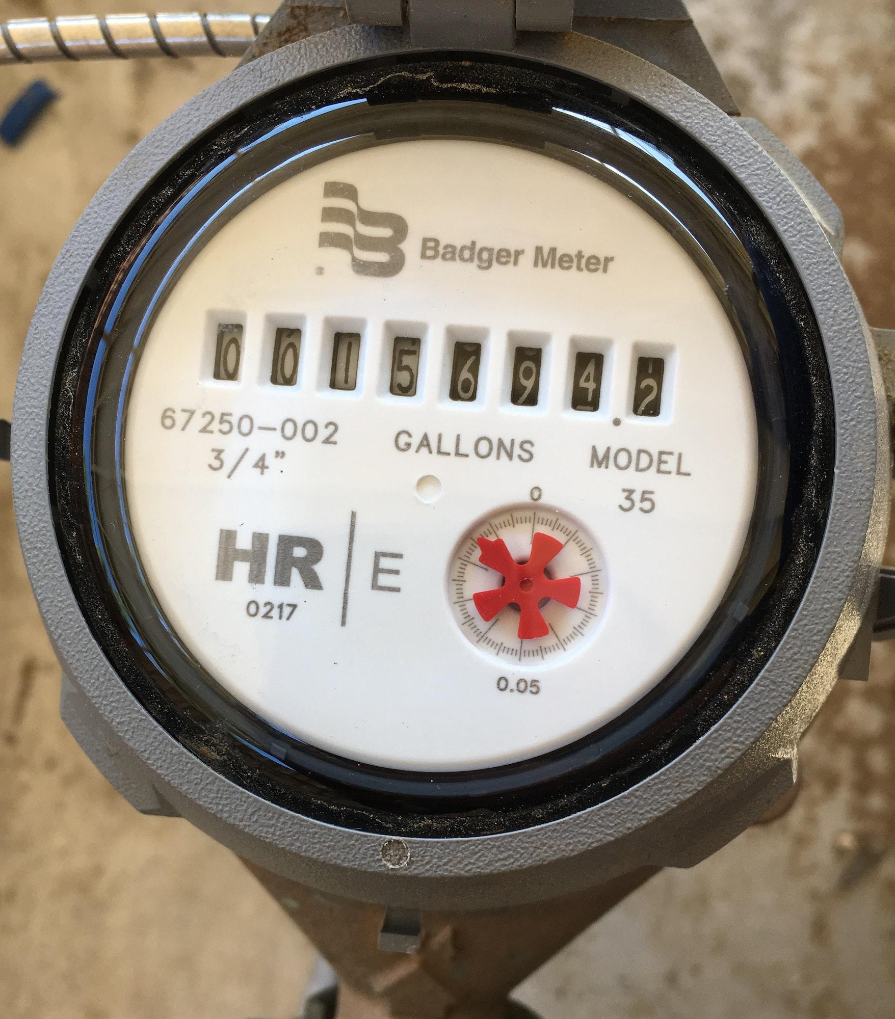 Understanding your Water Meter - Fallbrook Public Utility