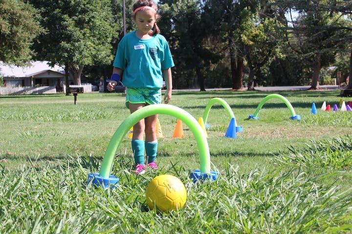 Little Kickers Soccer Camp K-2