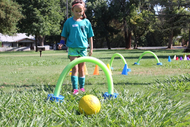 Little Kickers Soccer Camp K-2