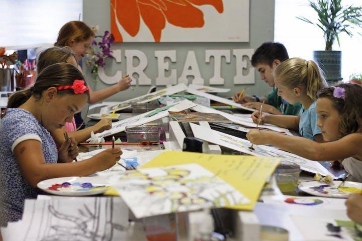 Arts & Crafts Class