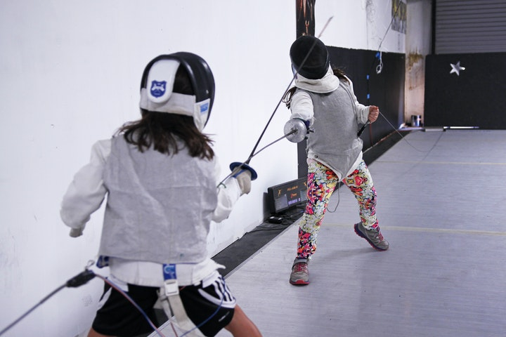 Art of the Sword Fencing