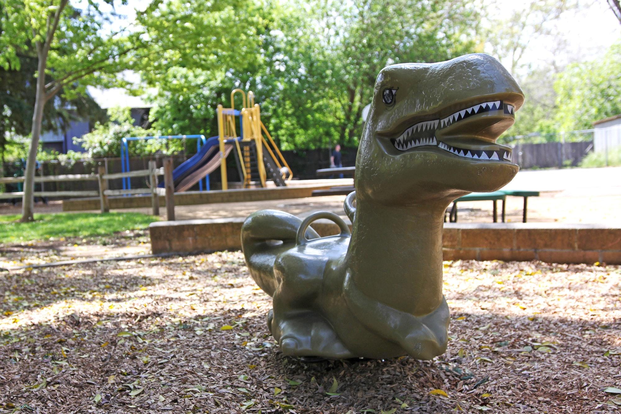 Rotary Park Dinosaur