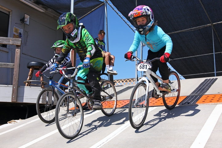 BMX Camp Gate Start