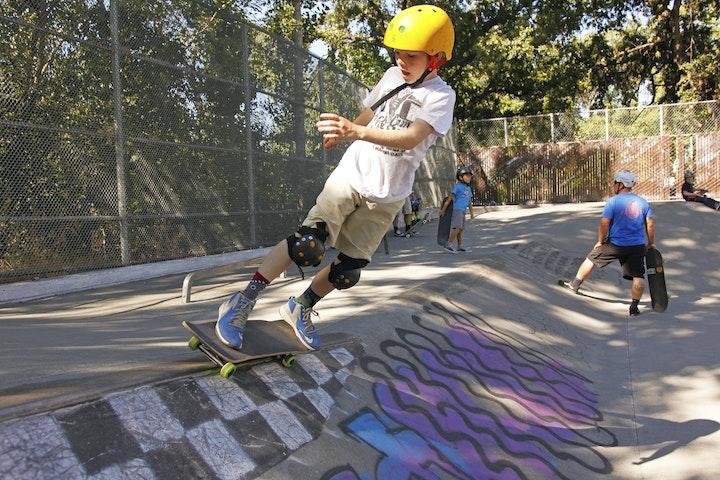 Skate Camp June 2017