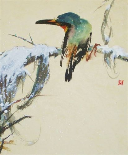 Learn the basics of Chinese brush painting, including theory, history, materials, composition, flowers, birds, vegetables, insects, and plants. The instructor will demonstrate, provide samples, and step-by-step hands-on instructions.