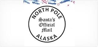 during december boys and girls under 8 years old can receive a letter via card from jolly old santa and his elves children should mail their letter to the