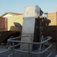 Aqua guard screen removal system