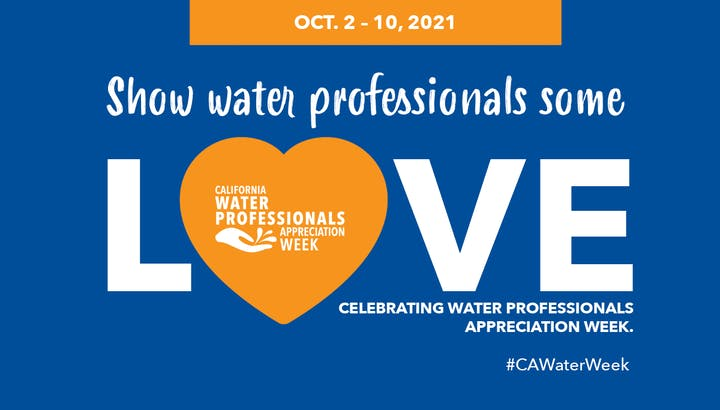 Water Professionals Appreciation Week logo