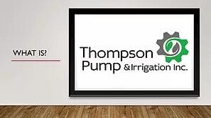 Thompson Pump & Irrigation Inc. Link