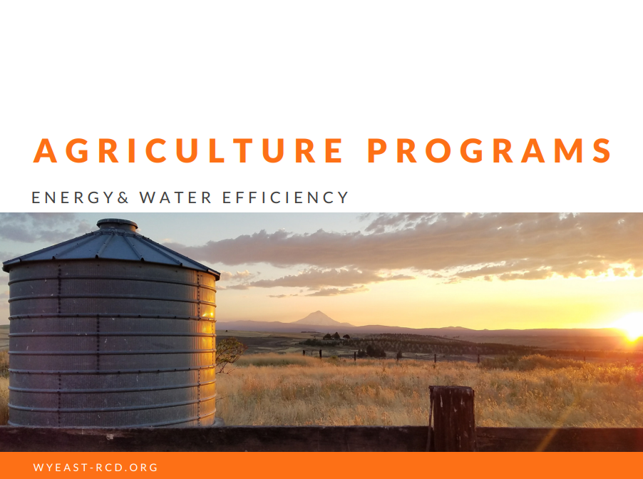 Agriculture Programs Link