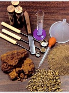 photo of soil testing equipment