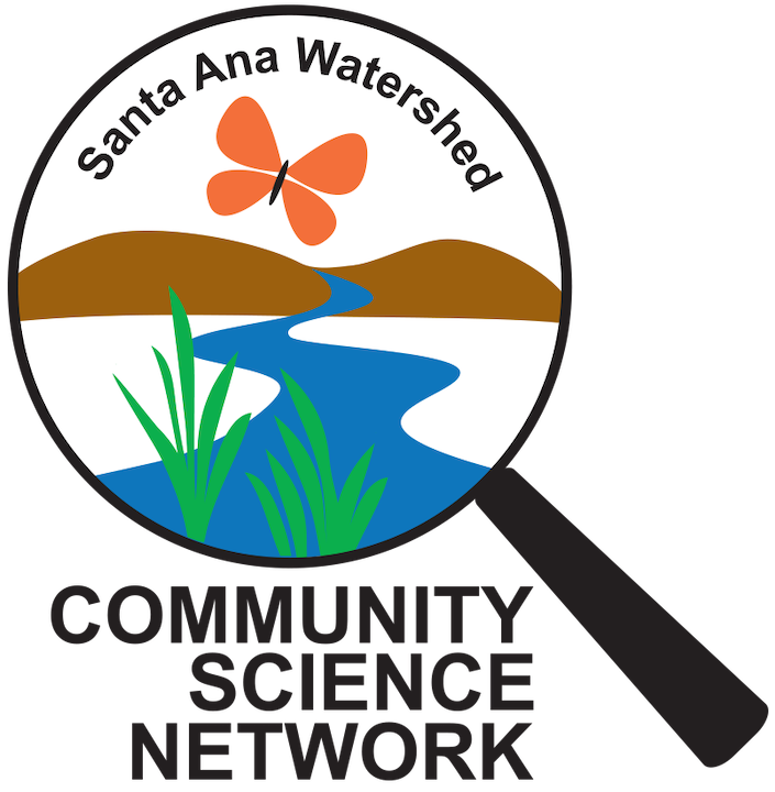 Santa Ana Watershed Community Science Network Logo
