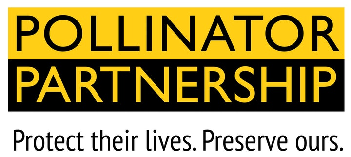 May contain: Pollinator Partnership logo